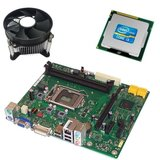 Kit Placa de Baza Refurbished FUJITSU D2990-A11, Intel Core i3-2100, Cooler